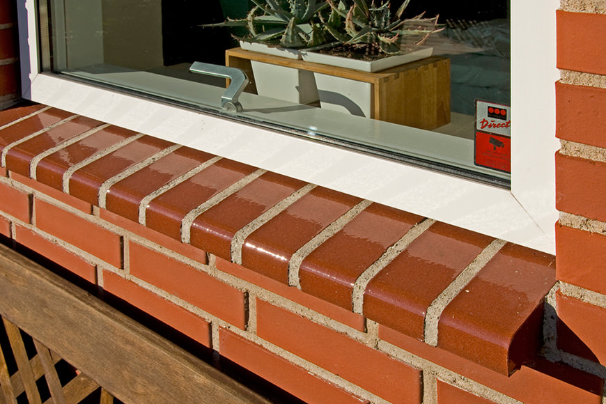 Bricks For Window Sills